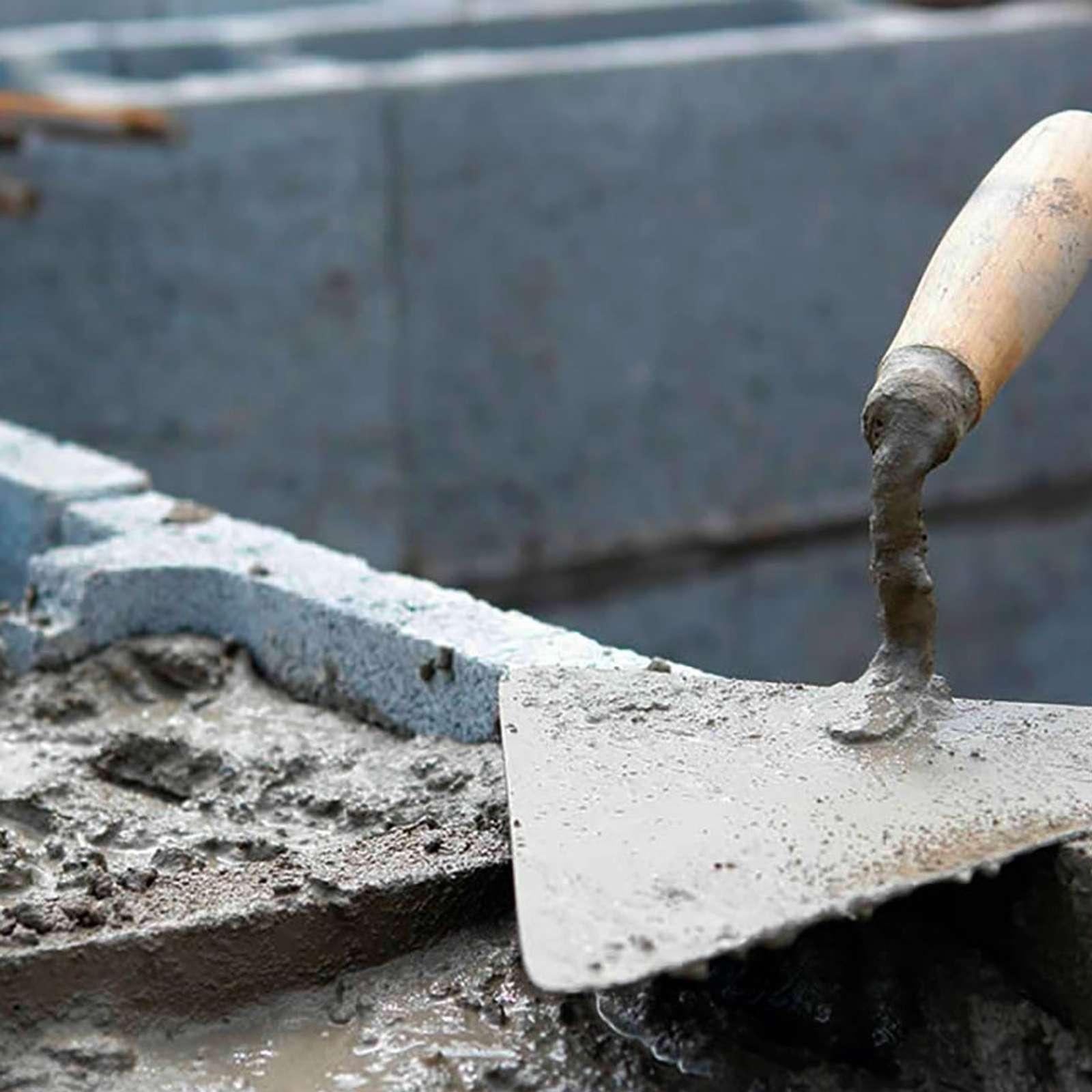 Раствор цементный для кладки камня приготовление бетонных смесей реферат